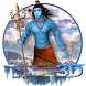 Lord Shiva 3D Launcher Theme by 3D Themes World