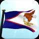 American Samoa Flag 3D Free by I Like My Country - Flag