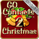 Christmas 2 GO Contacts theme by modo lab