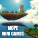 Mini games for minecraft PE by Cool MineApps