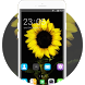 Theme for Spice M-5570 Sunflower Wallpaper HD by DIY Theme Store