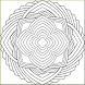 Coloring Mandalas - Microcosm by ANTMultimedia, LLC