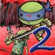 Turtle Ninja 2: Zombie Attack by Arbanas Mobile