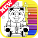 How Draw Coloring for Thomas Train Friends by Fans by Draw Coloring Studio Dev