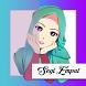 Hijab Paris Terbaru - Kumpulan Hijab Paris Terbaru by Zahra LLC