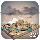 3D Real-time Weather on Mount. by Weather Widget Theme Dev Team