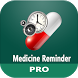 Medicine Reminder Pro by Angle inc