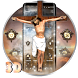 Lord Jesus 3D Launcher Theme by 3D Themes World