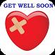 Greeting Get Well Soon Card by Persada Mama Ameera