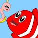 Kırmızı Balık Çocuk Oyunu by Çizge TV