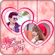 Valentine Day Photo Editor -Romantic Love DP Maker by Photo Video Zone