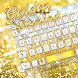 Golden Diamond Keyboard Theme by Keyboard Dreamer