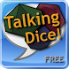 Talking Dice (Free) by 43Folders Technology Solutions