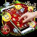 Christmas Emoji 3D Theme by 3dthemecoollauncher
