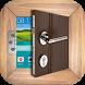 Secure Door Lock Screen by Appsheat