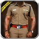Police Suit Photo Frames by Onex Softech