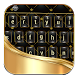 Black Gold light Luxury business by Bestheme keyboard Creator