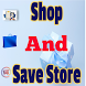 Shop and Save Store by Nicholas Gabriel