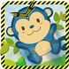 Flying monkey jump Adventure by Gamelop