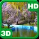 Spring Park Sakura Blossoms by PiedLove.com Personalization