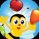Bees Fruit Brilliant Splash by GaMewa