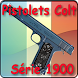 Pistolets Colt 1900 expliqués by Gerard Henrotin - HLebooks.com