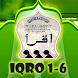 IQRO Digital Jilid 1 - 6 Lengkap