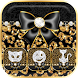 Gold Leopard Lace Theme by ChickenAnt Themes