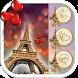 Eiffel Tower Paris Launcher Theme by Borkos Apps