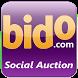 Bido Domain Name Auctions by Bido.com