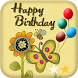 Birthday Greeting Cards Maker by Osis Apps