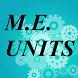 Mechanical Engineering Units by Kadarala