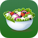 Salad Recipes Easy by OmniDroid