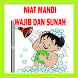 NIAT MANDI WAJIB DAN SUNAH by JBD Kudus Studio