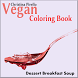 Vegan-Coloring and Cook Book by ANTMultimedia, LLC