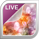Magic Flowers Live Wallpaper by Ultimate Live Wallpapers PRO