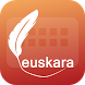Easy Typing Basque Keyboard Fonts and Themes by Dev Inc Keyboard