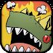 Kaiju Minis Destruction Game by Donuts Bangkok Co., Ltd.