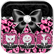 Cute Pink Leopard Theme by ChickenAnt Themes