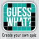 Guess what? photo quiz game (Unreleased) by The Laughing Dutchmen