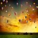 Parachutes Live Wallpaper by KSJSoftech