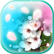 Spring Live Wallpaper by Super Cool Girl Games and Apps Free