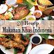 Resep Makanan Khas Indonesia by NotaDev13