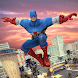 Grand Flying Superhero Vs City Gangsters by Mega Games Studio
