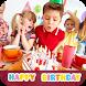 Birthday Photo Frames by Pixel Frames