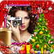 Christmas Photo Frame by vcp soft