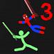 stickman Warriors 3 Epic Fight by stickman free