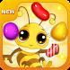 Bees Candy Brilliant Splash by GaMewa