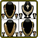 Gold Necklace Jewellery Designs New Gallery Ideas by Ocean Grampus Apps