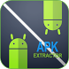 Apk Extractor + Share by Code in Droid